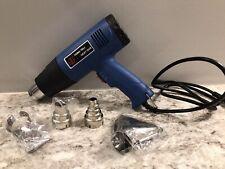 Yong Teli Ytl 015 Heat Gun With 4 Attachments