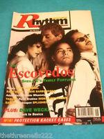 RHYTHM - THE ESCOVEDOS - JUNE 1995