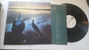 ROXY-MUSIC-AVALON-ORIGINAL-VINYL-1982-WARNER-bros-LP-glam-bryan-ferry-w-lyric