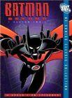 Batman Beyond Season 2 4pc Digipak DVD
