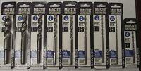 Master Mechanic 691-261 - 236 9pc Masonry Drill Bit Set 5/32 To 3/4 X 6