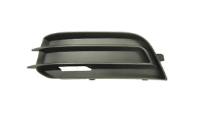 Audi A1 10 Blende für Stoßstange Gitter Grill Vorne Links Schwarz.