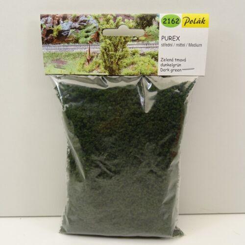 Polak 2162 Vert foncé moyen mousse pour la conception de paysage
