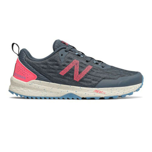 New Balance Womens FuelCore Nitrel v3 Trail Running Shoes Trainers Sneakers Grey