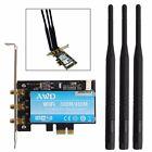 2.4G+5G PCI-E Dual Band Wifi 300/450M PCI-Express Wlan Card For INTEL6300 AR5008