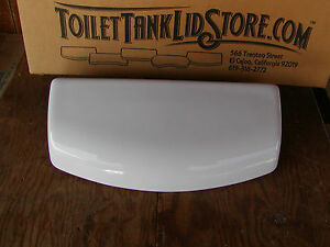 American Standard 735105 Toilet Tank Lid White 6d Ebay