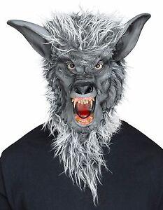 Werewolf Costume Realistic & Image 1