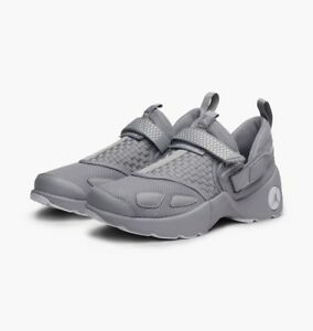 cd960c7e07878d 897992-003 Jordan Trunner LX Running Shoes Wolf Grey White Sizes 8 ...
