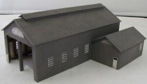 Trackside-Models-N-Scale-Laser-Cut-034-Strath-Engine-Shed-034-SM054