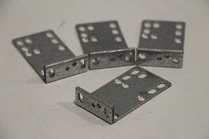 Lot-of-4-Genuine-Cisco-Catalyst-2900-1U-700-01945-03-Rack-Mont-Brackets-Ears