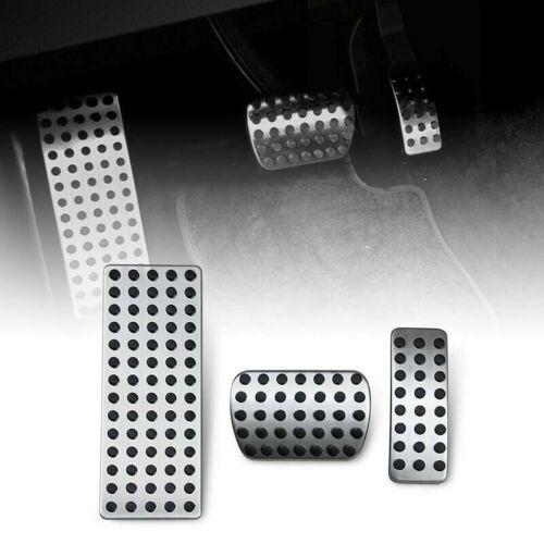 3stk Pedalset Pedale Pedalkappen Aus Edelstahl Für Mercedes Benz W166 W176 W246