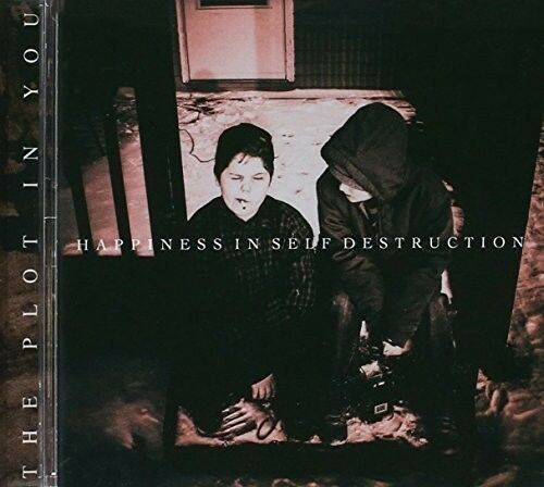 The Plot in You - Happiness in Self Destruction [New CD]