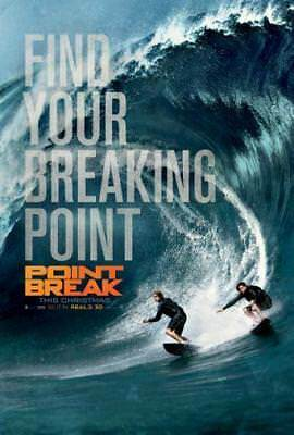 "Point Break Movie Poster Mini 11/""X17/"""