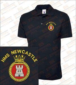 Newcastle Newcastle Newcastle ricamate ricamate Hms Polo Polo Hms Hms wRqnCzFE