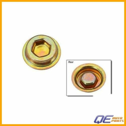 OES Genuine Rear Engine Oil Galley Plug Driver Left Side LH For Mercedes 190 420