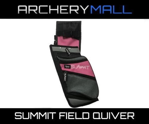RH // LH PINK Summit Archery Elite Field Quiver