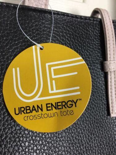 mano Nuevo de Nwt Urban Pink 2 de para con Black mujer asas Energy Accent manijas bolso rrEn5qw4