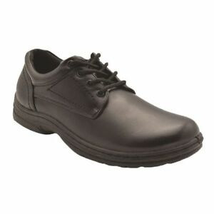 MENS-GROSBY-BARRY-BLACK-DRESS-WORK-CASUAL-FORMAL-MEN-039-S-LACE-UP-LACE-UP-SHOES