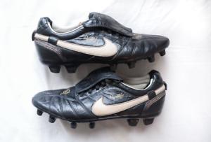 Tregua Drama Un fiel  Nike Tiempo Legend R10 Ronaldinho GOLD FG football boots soccer cleats US8  UK7 | eBay