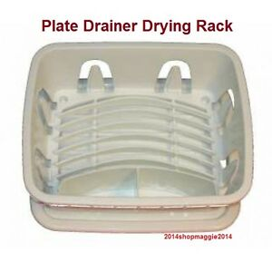 Image Is Loading Camp Kitchen Sink Dish Drainer Plate Drying Rack