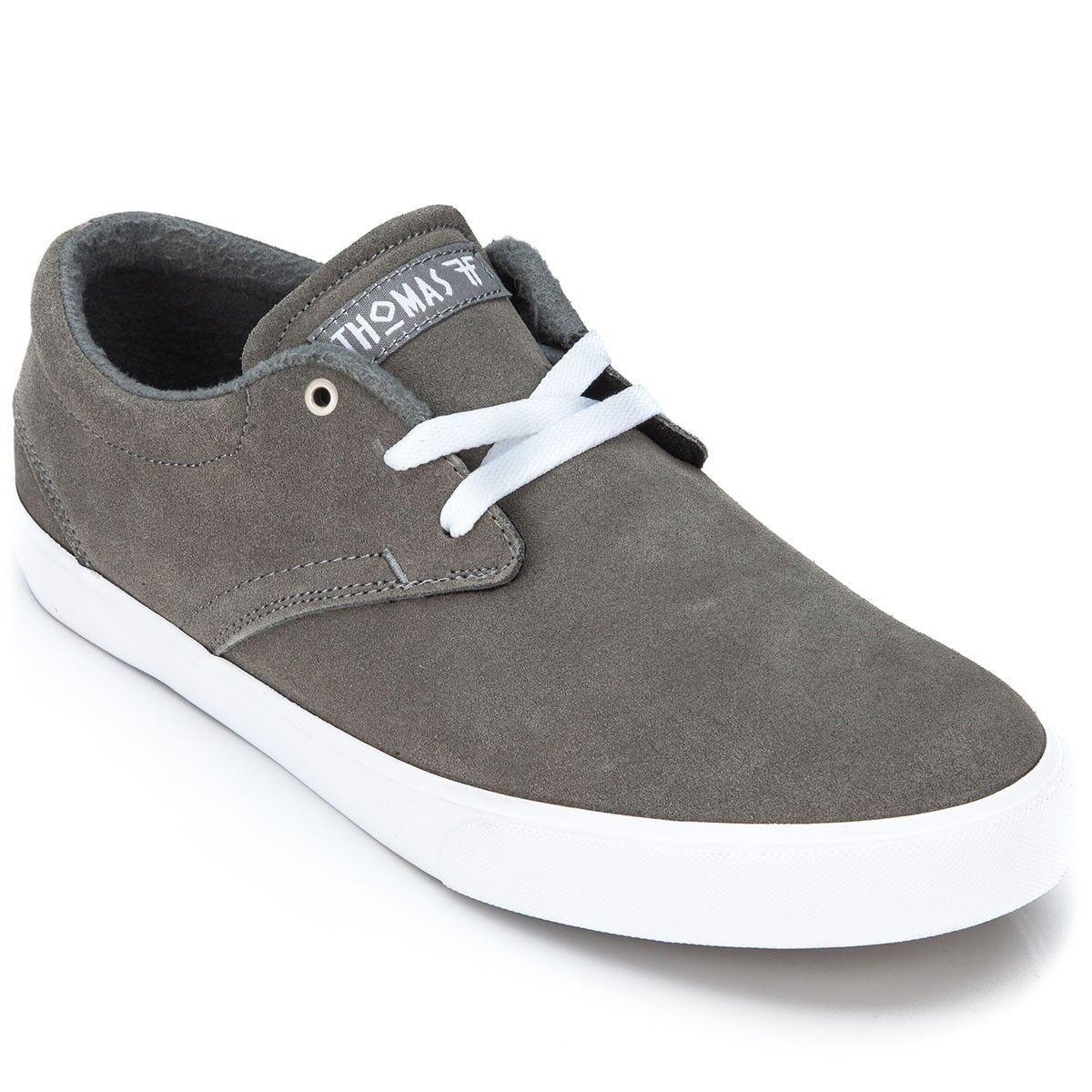 Fallen Shoes Spirit Cement Grey Jamie Thomas Pro FREE POST Skateboard Scarpe da Ginnastica
