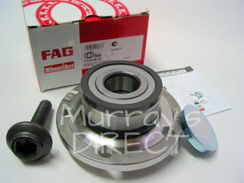 FAG OEM Rear Wheel Bearing /& Hub Kit for VW Caddy Van 2004 to 2015 1T0598611A