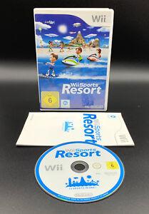 Spiel-WII-SPORTS-RESORT-12-Sportspiele-fuer-die-Nintendo-Wii-WiiU