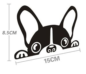 1pc-Funny-Stickers-Accessories-Reflective-Waterproof-Lovely-Dog-Auto-Car-Sticker