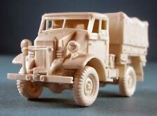 Milicast BB122 1/76 Resin WWII Ford F15 4x4 15cwt CMP12 GS Truck  w/Tilt Cover