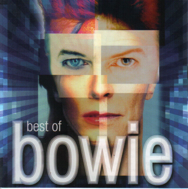 2-CD-David Bowie/ Best of/ 39 Songs/ Remaster 2002