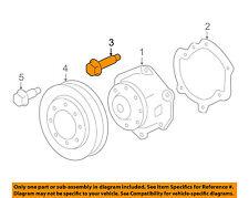 GM OEM-Water Pump Bolt 11562426