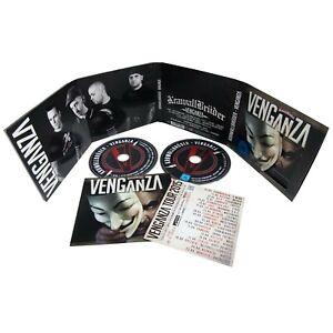 KRAWALLBRUDER-VENGANZA-DELUXE-DIGIPAK-CD-DVD-NEUF