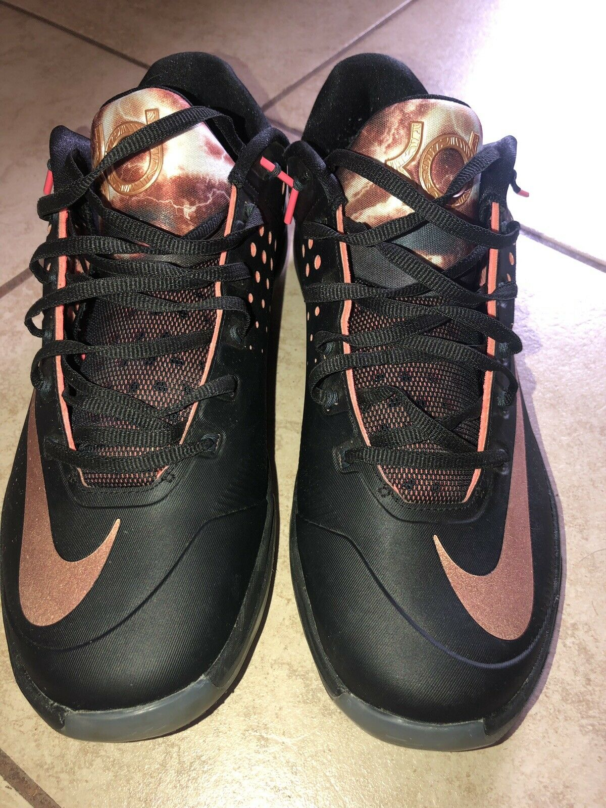 KD 7 pink gold Size 12
