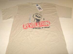 Got Stern Clenched Fist Logo Sirius T-Shirt Medium M