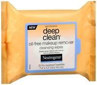 Neutrogena Deep Clean Makeup Remover Wipes, 3 Ounce (Pack of 3) (Neutrogena) (B002IR3QJ0) Cosmetics on Sale