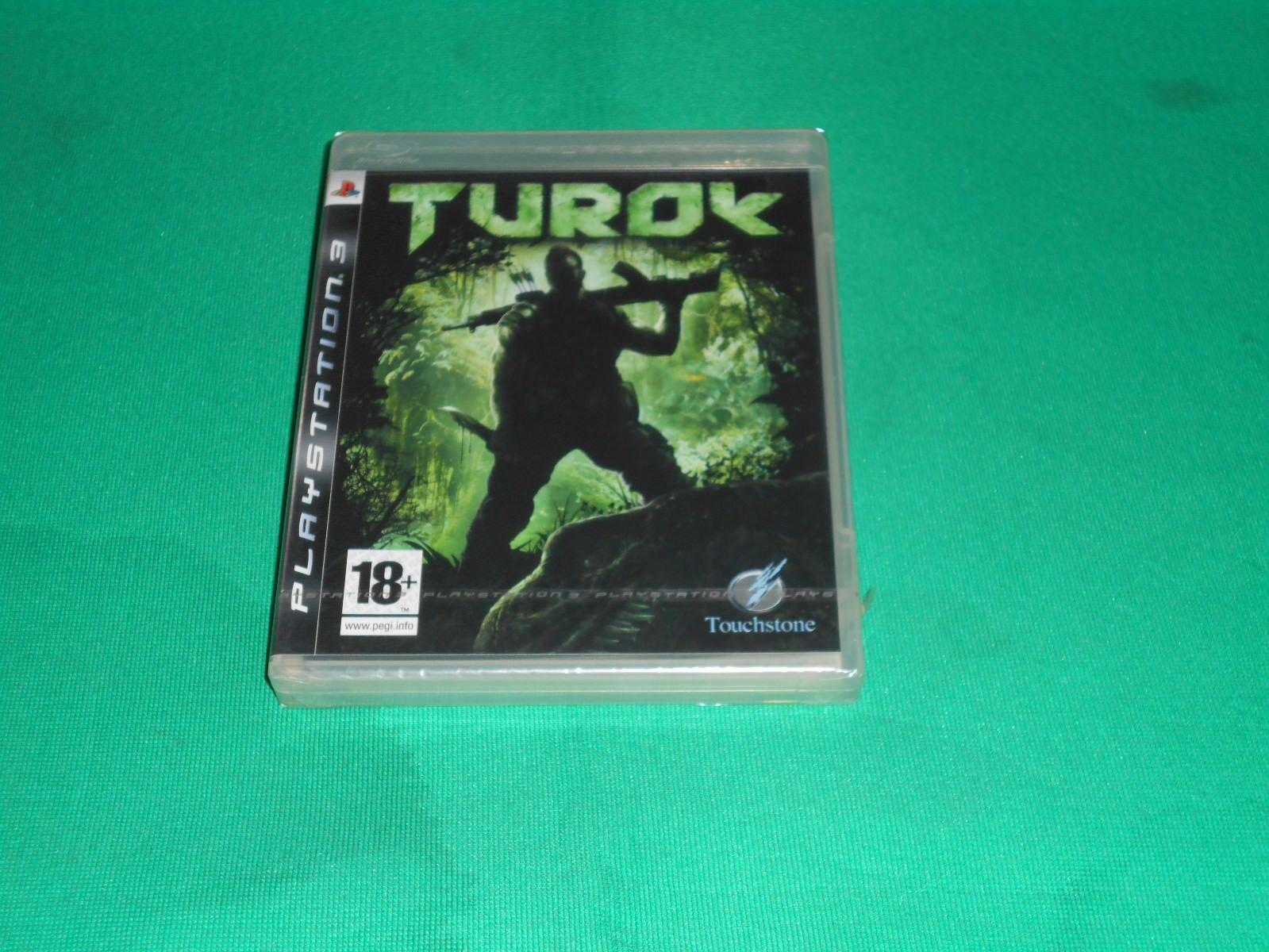 Turok For PLAYSTATION 3 - Disney Interactive