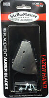 6 Lazer Hand Auger Stainless Steel Replacement Blades Ld-6b Made In Sweden