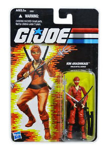 hasbro g i joe kim arashikage jinx action figure ebay