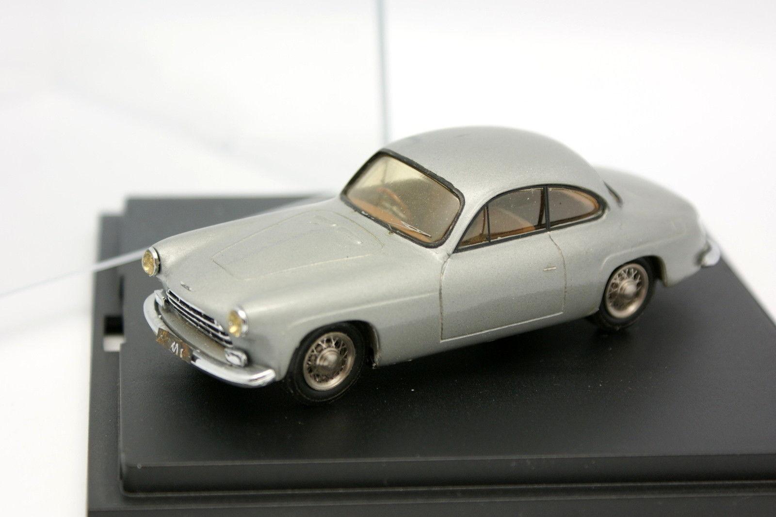 Kit Monté résine 1 43 - Salmson 2300 1955 Sport Grise
