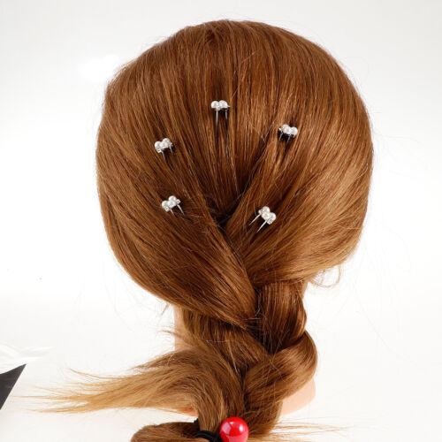 per tutti i Set di 6 fermagli per capelli fermagli per capelli in lega