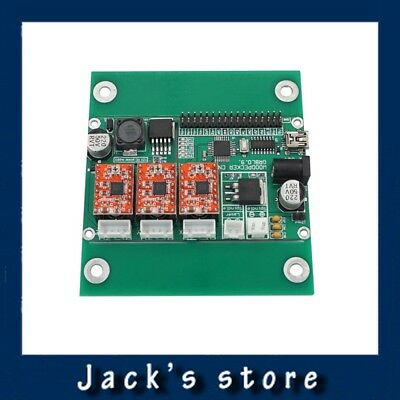 USB port cnc engraving machine control board, 3 axis control,laser engraving ,