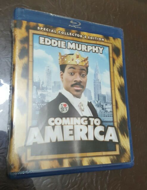 *NEW* Coming to America (Special Collector's Edition) Blu-Ray, Eddie Murphy