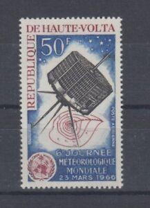 Raumfahrt-Space-Obervolta-181-mnh