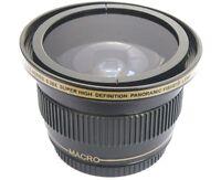 Panoramic Ultra Super Hd Fisheye Lens For Canon Xa10