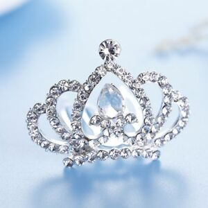 For-Girls-Kids-Gift-Love-Heart-Crystal-Rhinestone-Tiara-Crown-Hair-Comb