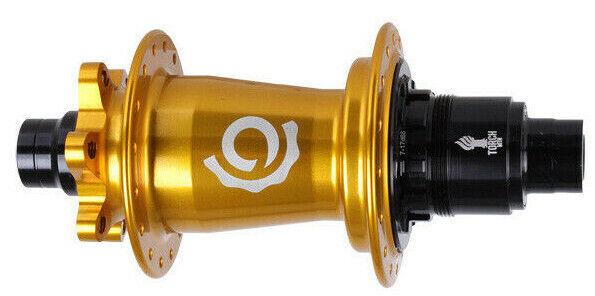 Industry Nine Torch Classic Mountain Rear Hub 12x148mm 32H Black SRAM XD Boost