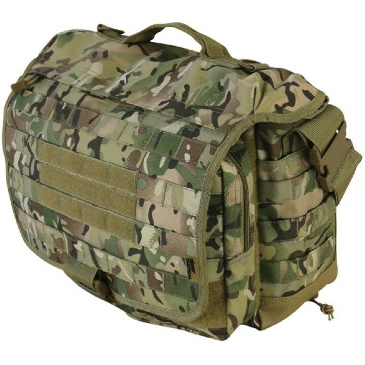 ARMY 25 LITRE OPERATORS GRAB BAG TACTICAL TACTICAL TACTICAL SPORTS MOLLE SHOULDER BAG MTP BTP CAMO 297156