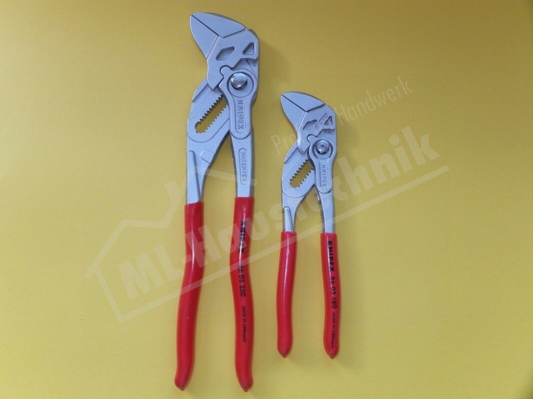 Knipex Zangenschlüssel Chromzange Schlüsselzange 8603xxx Zange
