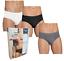 Mens-Briefs-2-Pieces-Evernew-Midi-Long-Cotton-Flex-Outer-sloggi-Underwear-Bipack thumbnail 1