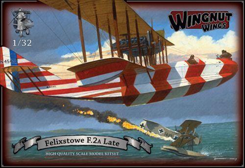 Wingnut Wings 1 32 Felixstowe F.2a (Late Version) Flying Boat